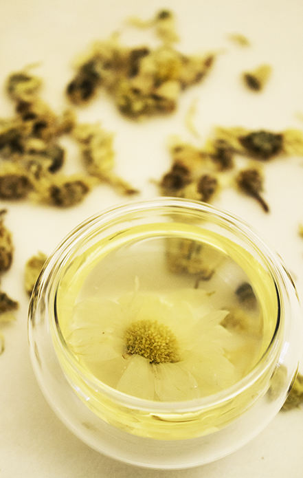Chrysanthemum Floral Tea